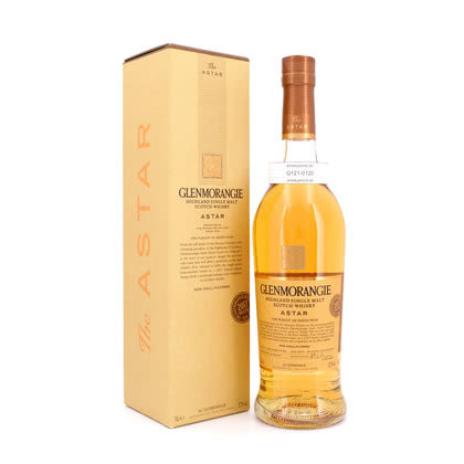 Glenmorangie Astar 2017 THE PURSUIT OF PERFECTION 52.50% 0,70l Produktbild