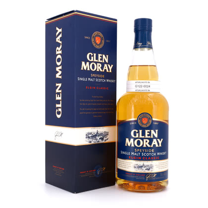 Glen Moray Classic Elgin 40.00% 0,70l Produktbild