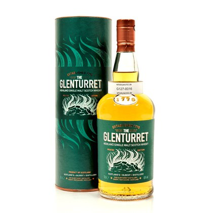 Glenturret Peated Edition  0,70 Liter/ 40.00% Vol