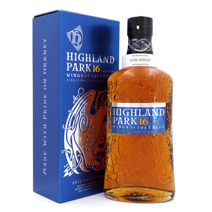Highland Park Wings of the Eagle  44.50% 0,70l Produktbild