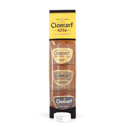 Clontarf Set Single; Reserve & Black je 0,05l 0,150 Liter/ 40.00% Vol