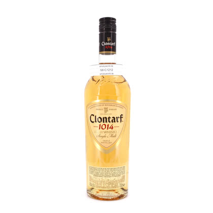 Clontarf Single Malt  40.00% 0,70l Produktbild