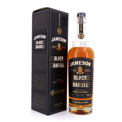 Jameson Black Barrel  40.00% 0,70l Produktbild