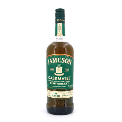 Jameson Caskmates IPA Edition Literflasche finished  in Craft Beer Barrels 40.00% 1l Produktbild