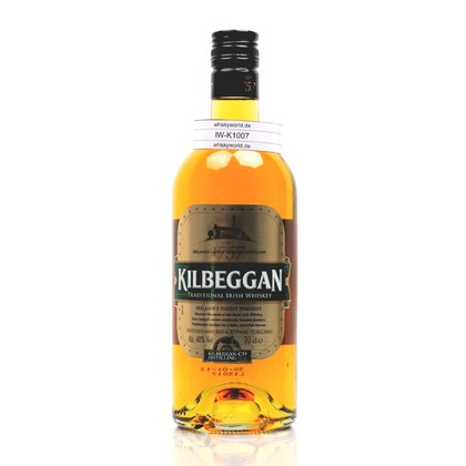 Kilbeggan Irish Whiskey  40.00% 0,70l Produktbild