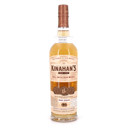 KINAHAN'S Small Batch  46.00% 0,70l Produktbild