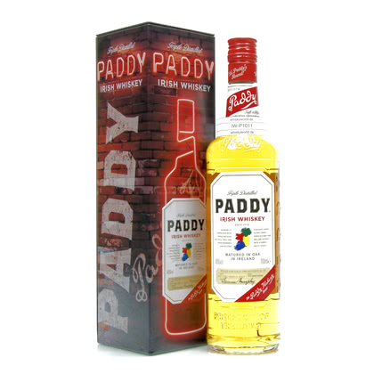 Paddy Old Irish  0,70 Liter/ 40.00% Vol
