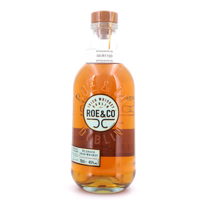 Roe&Co Blended Irish Whiskey  45.00% 0,70l Produktbild