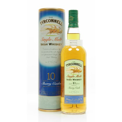 The Tyrconnell Sherry Cask finish 10 Jahre 46.00% 0,70l Produktbild
