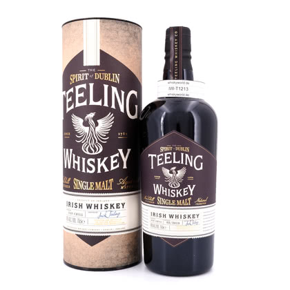 Teeling Single Malt  46.00% 0,70l Produktbild