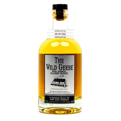 The Wild Geese Classic Blend  40.00% 0,70l Produktbild