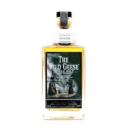 The Wild Geese Single Malt  43.00% 0,70l Produktbild