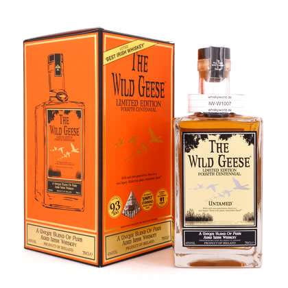 The Wild Geese Fourth Centennial Limited Edition 43.00% 0,70l Produktbild