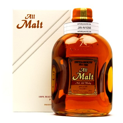 Nikka All Malt  0,70 Liter/ 40.00% Vol