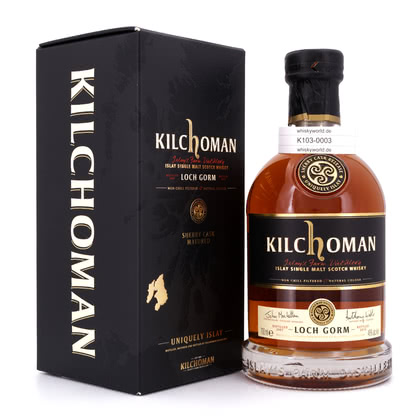 Kilchoman Loch Gorm Sherry Cask Matured first Edition 46.00% 0,70l Produktbild
