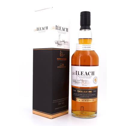 The Ileach Cask strength ohne Nennung Gold Award 1999 58.00% 0,70l Produktbild