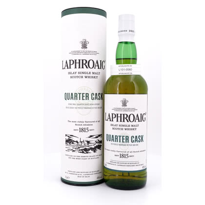 Laphroaig Quarter Cask Double Cask Matured  48.00% 0,70l Produktbild