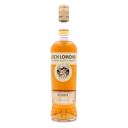 Loch Lomond Reserve Blended Scotch Whisky  43.00% 0,70l Produktbild