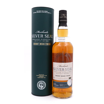 Muirheads Silver Seal Sherry Wood Finish  40.00% 0,70l Produktbild