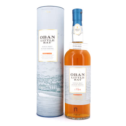 Oban Little Bay Small Cask 43.00% 0,70l Produktbild