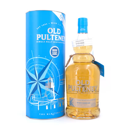 Old Pulteney Noss Head Lighthouse Literflasche 46.00% 1l Produktbild