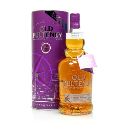 Old Pulteney Pentland Skerries Literflasche 1 Liter/ 46.00% Vol