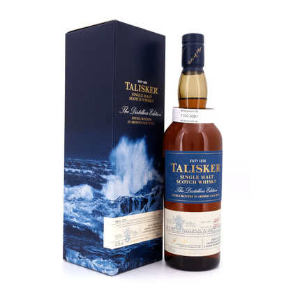 Talisker Distillers Edition Amoroso Cask Wood finish Jahrgang 2007 0,70 Liter/ 45.80% Vol