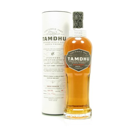 Tamdhu Batch Strength No. 002 Sherry Casks 0,70 Liter/ 58.50% Vol