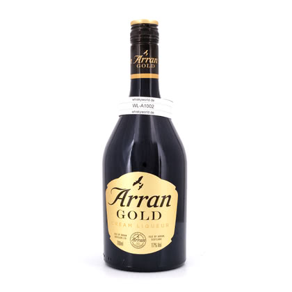 Isle of Arran Gold Cream Liqueur  17.00% 0,70l Produktbild