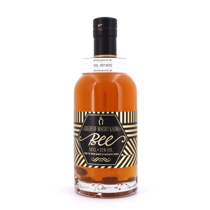 Mackmyra Bee Liqueur of Whisky & Honey 22.00% 0,50l Produktbild