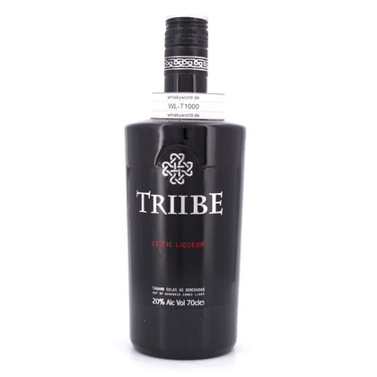 Triibe Celtic Liqueur mit Irish Malt Whisky & Honey ( Dairy free) 20.00% 0,70l Produktbild