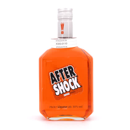 Aftershock Fizzy Orange  30.00% 0,70l Produktbild
