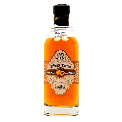 The Bitter Truth Apricot Liqueur  0,50 Liter/ 22.00% Vol