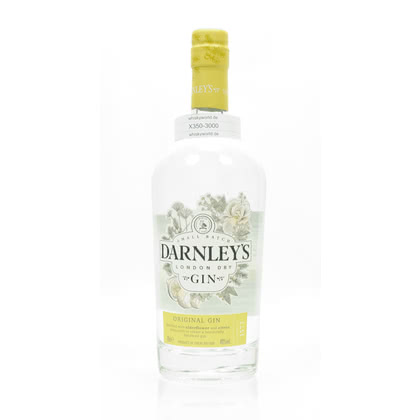 Darnley´s Original Gin Small Batch London Dry Gin 40.00% 0,70l Produktbild