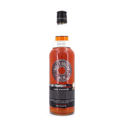 Holey Dollar Pot Still Rum Cask strength Extra aged 75.90% 0,70l Produktbild