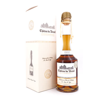 Chateau du Breuil 14 Jahre Double Matured  41.00% 0,70l Produktbild
