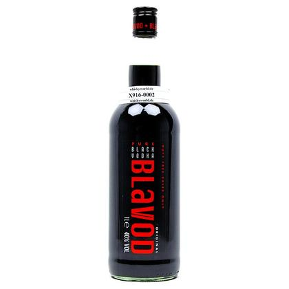 Blavod Black Vodka Literflasche 1 Liter/ 40.00% Vol