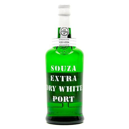 Souza Extra Dry White Port  0,750 Liter/ 20.00% Vol