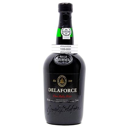 Delaforce Fine Ruby Port  20.00% 0,750l Produktbild