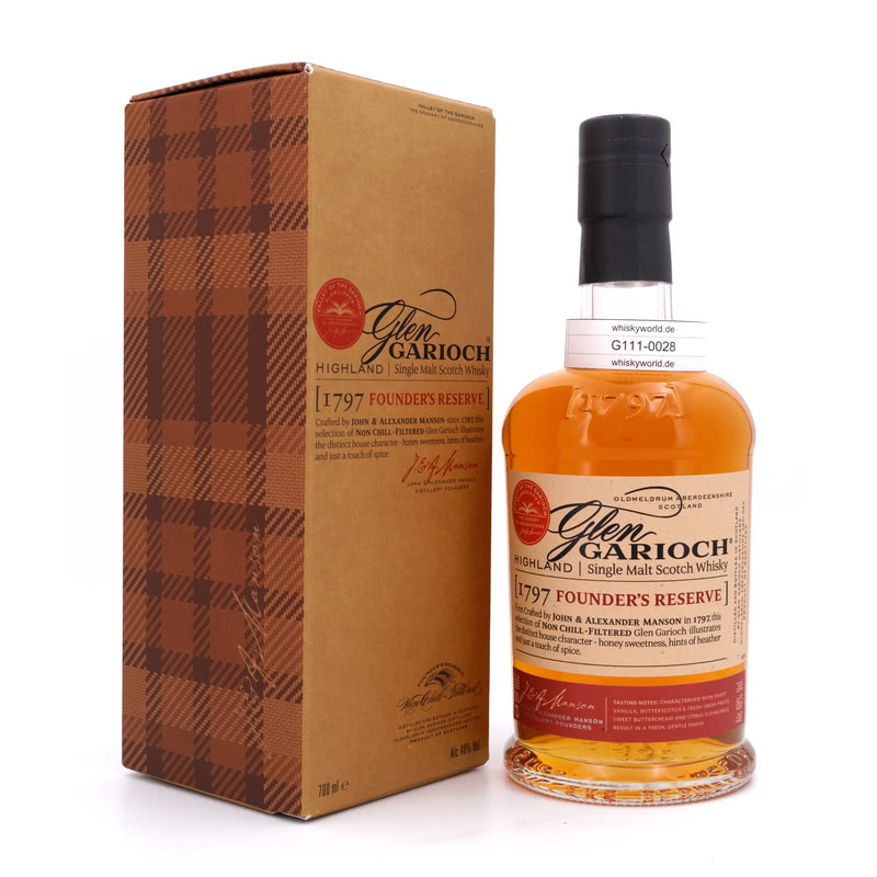 Founders Reserve 0,70 L/ 48.00%