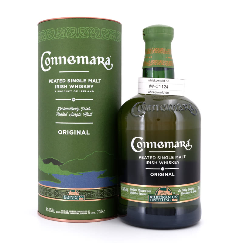 Peated Single Malt 0,70 L/ 40.00%