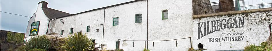 Die irische Kilbeggan Destillerie